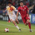 [高清组图]U21欧青赛小组赛:西班牙1-0塞尔维亚