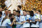 [高清组图]联合会杯-施廷德尔破门 德国1-0智利夺冠