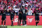[高清组图]国冠杯-拜仁0-4不敌米兰 凯西处子球