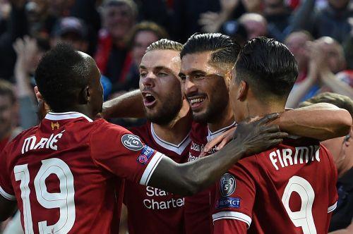 欧冠附加赛-新援破门悍腰2球 利物浦4-2双杀晋级