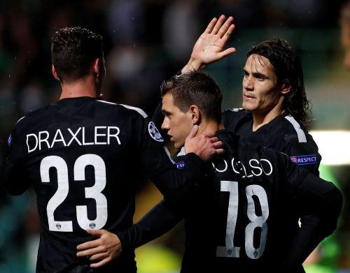 欧冠-内马尔传射姆巴佩破门卡瓦尼两球 巴黎5-0
