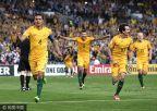 [高清组图]世预赛-澳大利亚2-1胜叙利亚进附加赛