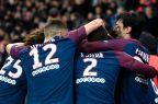 [高清组图]内马尔破门+助攻卡瓦尼 巴黎2-0领跑