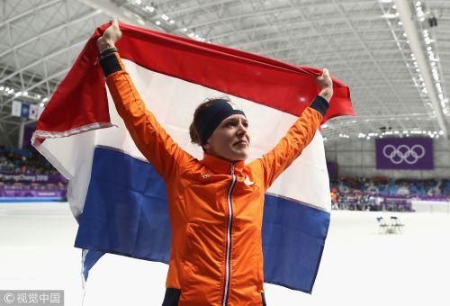 [高清组图]速滑女子1500荷兰名将八年后再夺冠