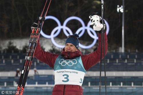 [高清组图]越野滑雪男子短距离赛 挪威选手夺冠