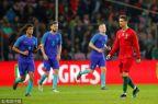 [高清组图]热身-C罗哑火 荷兰3-0完胜葡萄牙
