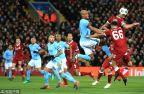 [高清組圖]薩拉赫傳射建功 利物浦3-0完勝曼城