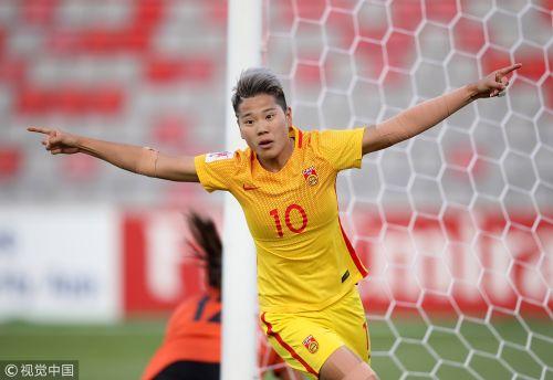亚洲杯-李影2球马君破门 女足3-0菲律宾进世界