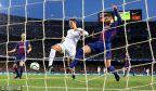 [高清组图]梅西进球C罗破门 巴萨主场战平皇马