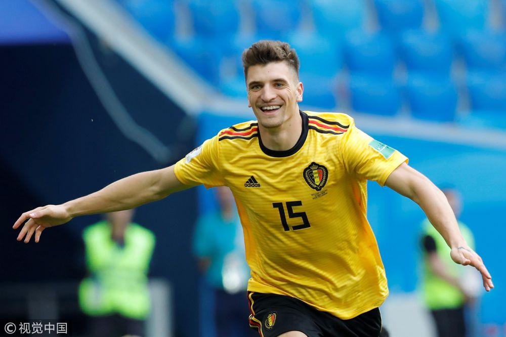 2018年俄罗斯世界杯:比利时2-0英格兰,获得季军
