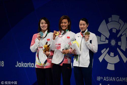 [高清组图]长相甜美!刘湘破世界纪录夺冠