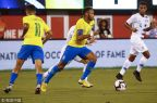 [高清组图]菲尔米诺建功内少点射 巴西2-0美国