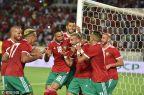 [高清组图]2019非洲杯预选赛 摩洛哥3-0马拉维