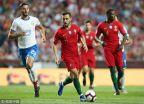 [高清组图]安德烈席尔瓦制胜球 葡萄牙1-0意大利