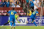 [高清组图]内马尔独造4球 巴西5-0大胜萨尔瓦多
