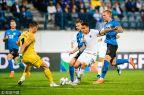 [高清组图]芬兰主场1-0爱沙尼亚 普基连场破门