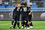[高清组图]劳塔罗破门迪巴拉助攻 阿根廷4-0伊拉克