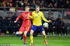 [高清組圖]歐洲杯預選賽F組 瑞典2-1羅馬尼亞