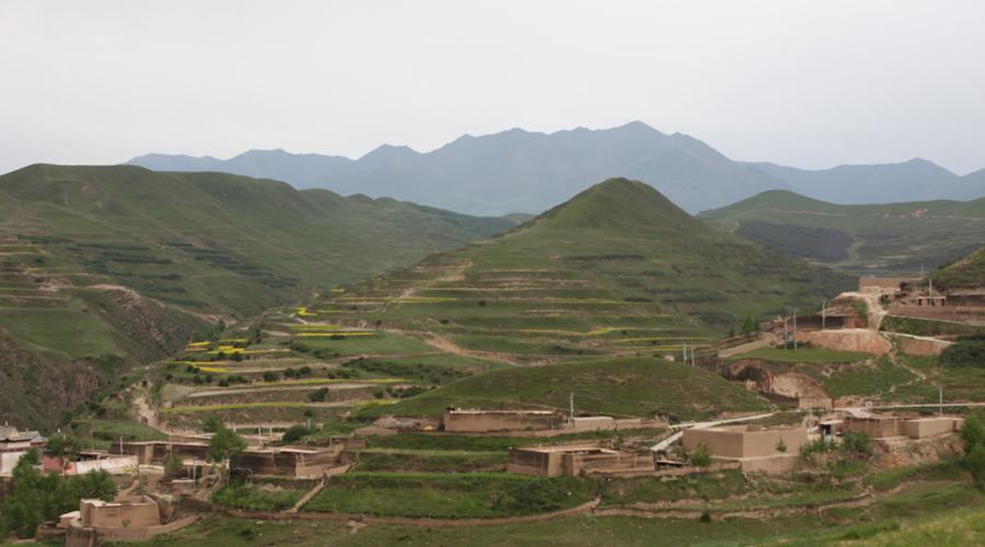 青海省黄南藏族自治州同仁县加吾乡