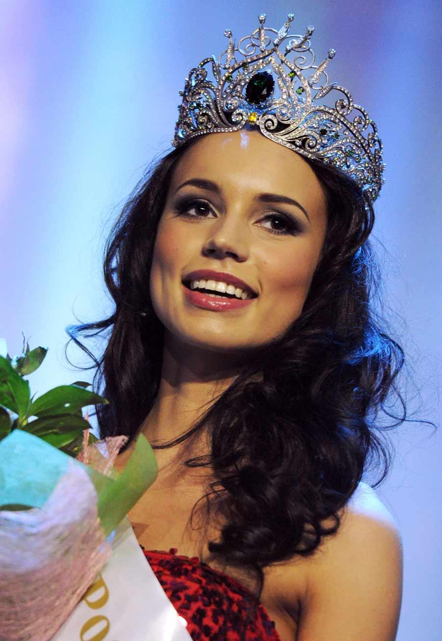 Самые красивые девушки москвы 9 фотография