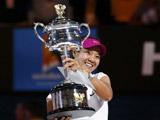 [一网打尽]李娜:用澳网冠军奖杯庆祝结婚纪念日