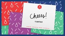 友好的的VinePair品牌包装设计