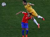 [世界杯]地面对阵空中 智利战胜澳大利亚