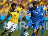 [世界杯]C组:哥伦比亚3-0希腊 比赛集锦