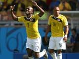 [世界杯]哥伦比亚世界杯强势回归 拒绝希腊神话