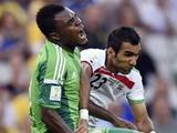 [世界杯]F组:伊朗VS尼日利亚 下半场