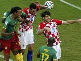 [世界杯]A组:喀麦隆VS克罗地亚 上半场