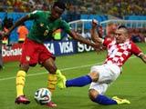 [世界杯]A组:喀麦隆0-4克罗地亚 比赛集锦