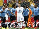 [世界杯]D组:乌拉圭VS英格兰 上半场
