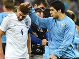 """[世界杯]""""国王""""复出拯救乌拉圭 险胜英格兰"""