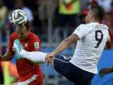 [世界杯]E组:瑞士VS法国 上半场