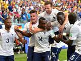 [世界杯]E组:瑞士2-5法国 比赛集锦
