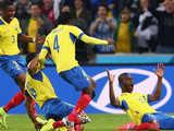 [世界杯]阿约维任意球送到后点 瓦伦西亚头球破门