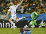 [世界杯]F组:尼日利亚VS波黑 下半场