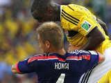 [世界杯]C组:日本VS哥伦比亚 下半场