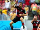 [世界杯]胡梅尔斯头球被扑 穆勒高质量补射破门