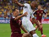 [世界杯]H组:阿尔及利亚VS俄罗斯 上半场