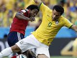 [世界杯]1/4决赛:巴西VS哥伦比亚 下半场