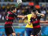 [世界杯]半决赛:巴西VS德国 下半场