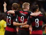 [世界杯]德国队造就世界杯半决赛历史最大分差