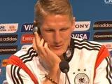 [世界杯]德国全队轻松备战 小猪:梅西非常出色
