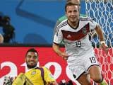 [世界杯]格策一剑封喉 德国胜阿根廷第四次捧杯