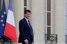 Disputes between economic paths split French administration