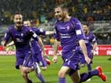 [意甲]第27轮:佛罗伦萨2-1 AC米兰 比赛集锦