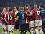 [意甲]第31轮:国际米兰0-0AC米兰 比赛集锦