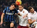 [意甲]第11轮:国际米兰VS罗马 上半场